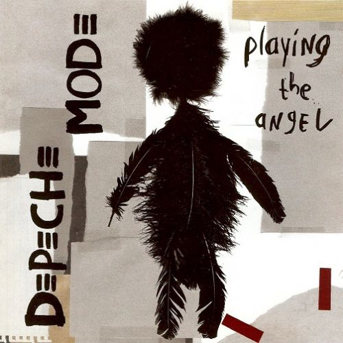 DEPECHE MODE Playing The Angel CD Album Mute 2005